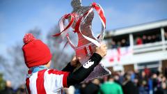 Арсенал победи Линкълн с 5:0 и се класира за полуфиналите на ФА Къп