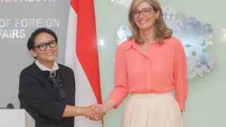 България и Индонезия ще увеличат стокообмена двойно за 5 години