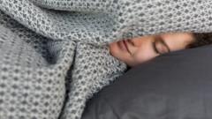 Дебело одеяло - здрав сън