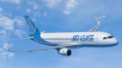 Водещ лизингодател поръча 5 Airbus