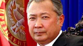 Бакиев се отметна от собствената си оставка