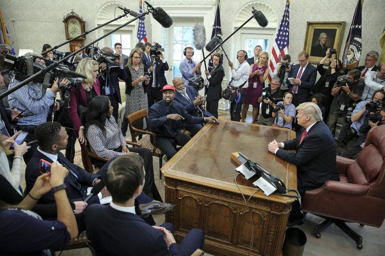 Кание на посещение в Белия дом