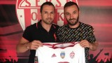 Радослав Димитров игра цял мач за румънския Сепси