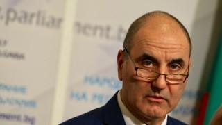 Цветанов очаква предсрочни избори и прави партията си на 27 септември