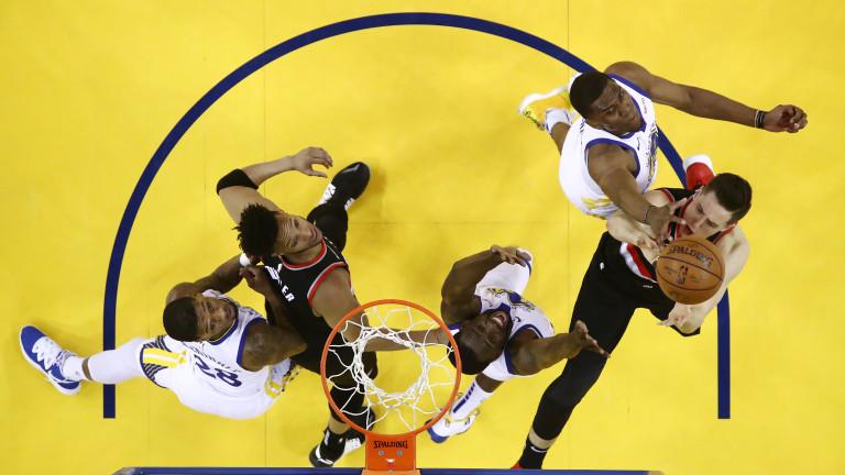 Резултати от срещите в НБА, играни в неделя, 17 ноември