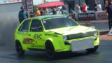 Вижте как вехто дизелово VW Polo разбива Nissan GT-R! (видео)