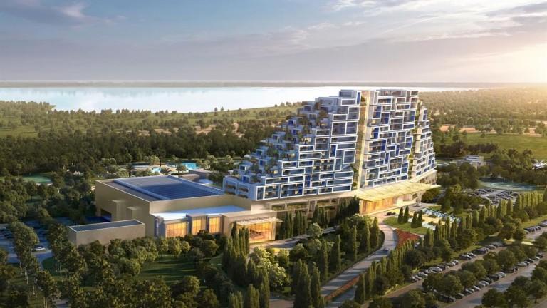 Хонконгски инвеститор строи най-големия европейски казино курортен комплекс в Кипър,