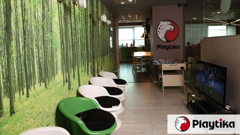 Израелската компания за мобилни игри Playtika отвори научноизследователски център в