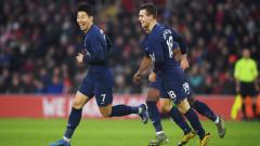 Позволиха на двама футболисти на Тотнъм да се приберат в родните си места
