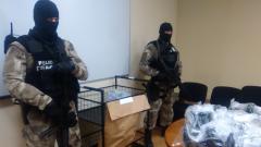 ГДБОП хвана незаконни оръжия за цял полигон