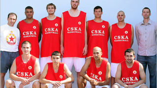 Баскетболния ЦСКА уреди контрола с Олимпиакос