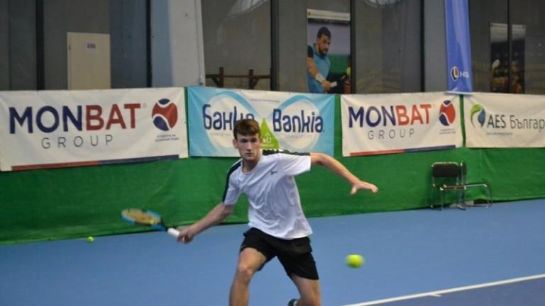 Бългаският тенисист Леонид Шейнгезихт се класира за втория кръг на