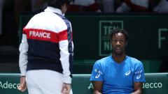 Йошихито Нишиока победи Гаел Монфис и върна Япония в мача срещу Франция