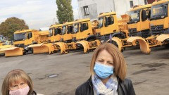 260 снегорина готови да чистят София