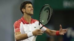 Джокович: Сафин беше уникален тенисист!