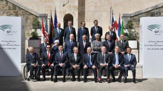 Г7 съвместно се борят срещу кибер атаките