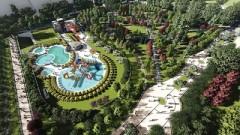 """Строят аквапарк в район """"Възраждане"""""""