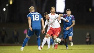 """Швейцария подпечата изпадането на Исландия в Дивизия """"Б"""""""