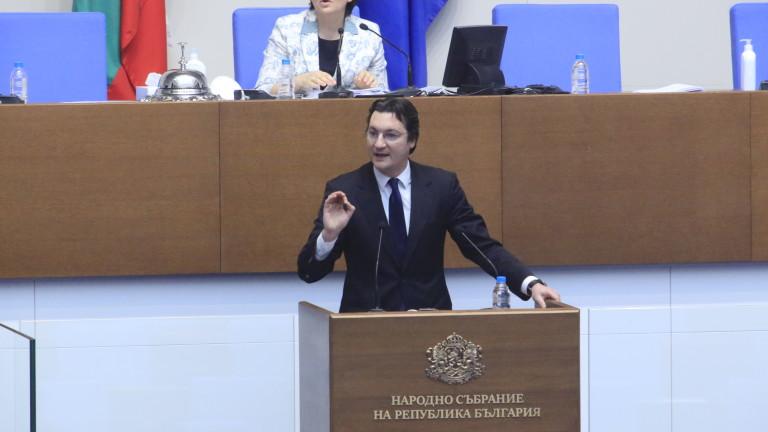 Крум Зарков: Бедствено е не положението, а управлението