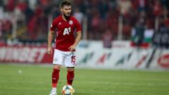 ЦСКА чака милион евро за Малинов