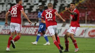 Феновете на ЦСКА избраха гола на годината