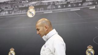 Зидан: Рано е да се говори дали ще спечелим за трети път Шампионската лига
