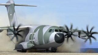 Акциите на EADS се сринаха заради забавяне на военен самолет