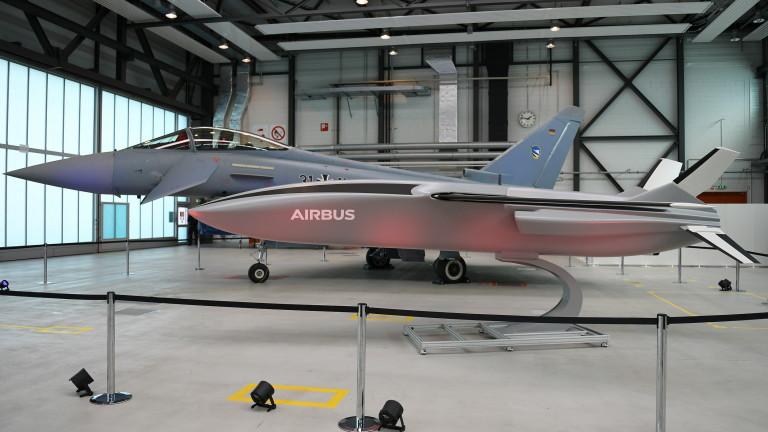 Германия купува 38 самолета Eurofighter за 5,4 милиарда евро
