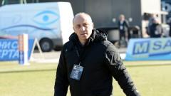 Илиан Илиев: Изиграхме мача умно, това показва, че отборът е по-зрял