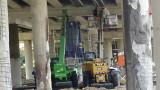 """Започна ремонтът на моста на АМ """"Струма"""" край Дупница"""
