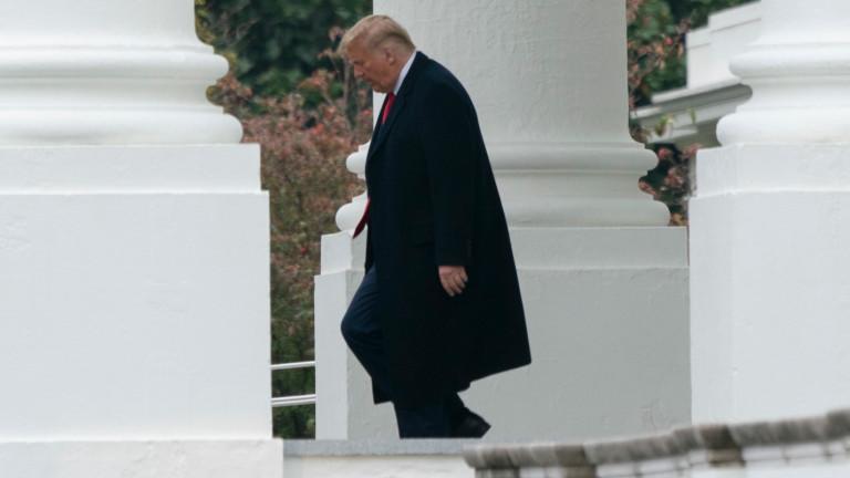 Тръмп потвърждава - няма да присъства на инаугурацията на Байдън