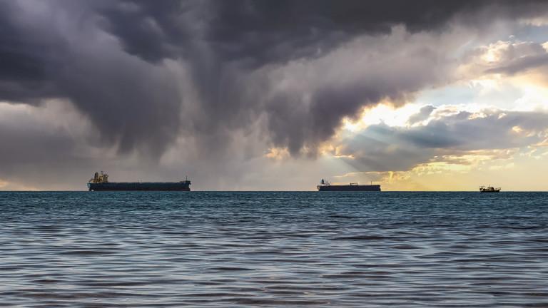 Товарен кораб на Русия потъна в Черно море край Турция