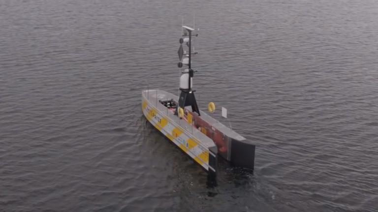 Могат ли безекипажните кораби да бъдат бъдещето на търговията?