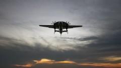 Във Вирджиниясе разби боен самолет