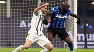 Интер не получи гол от Ювентус в първенство за първи път от 2010-а година