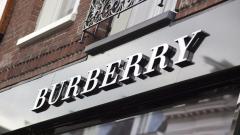 Burberry стана първата компания, жертва на китайска цензура