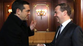 Гърция обяви посещението на Ципрас в Русия за абсолютно  успешно