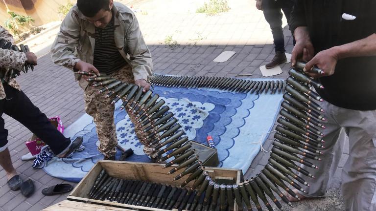 Въоръжена групировка остави милиони без вода в Либия