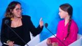 "Грета Тунберг печели ""алтернативна Нобелова награда"""