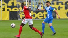 ЦСКА доближава лидерите след стратегически успех в Монтана, Али Соу сложи край на головата си суша