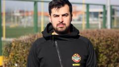 Руснак се присъедини към треньорския щаб на Ботев (Пд)