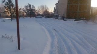 Видински общинари обвиняват местната власт, че не се справя със снега