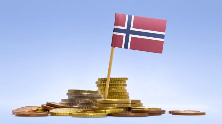 В края на 2018 г. норвежкият суверенен фонд за 1