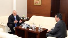 Заев вижда България като стратегически партньор и сред най-големите приятели на Македония