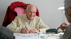 Съвети за бодър дух и ум от 98-годишен практикуващ лекар