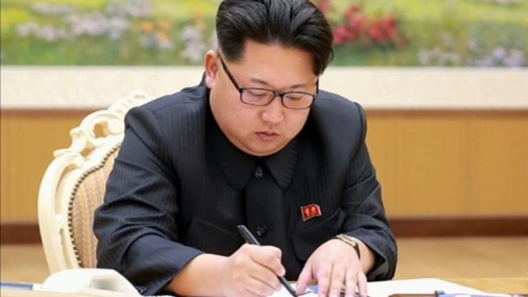 Ким Чен Ун помоли пратеника на Корея да предаде послание на САЩ