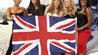 Spice Girls пяли в почти празна зала