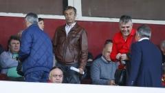 Марков: Питайте ме за ЦСКА, националният отбор не ме касае