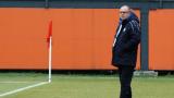 Атанас Джамбазки: Не наблюдаваме никого, играем с тези играчи, които имаме (ВИДЕО)