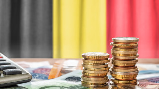 Белгийската икономика се забави с 12,2%